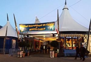 Internationales Zirkusfestival in Monte Carlo
