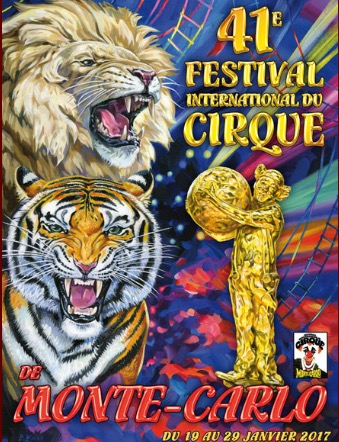 Internationales Zirkusfestival von Monte Carlo
