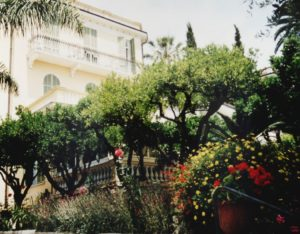 Hotel Villa Elisa Bordighera