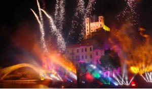 Dolceacqua Feuerwerk