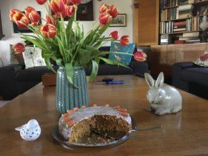ein Kuchen zu Ostern