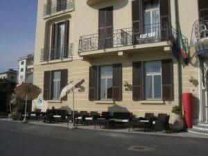 Bordighera Hotel Parigi