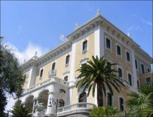 Bordighera Villa Regina Margherita