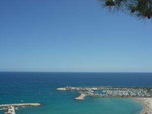 Menton, französische Riviera. Urlaub in Ligurien im Ferienhaus an der italienischen Riviera