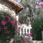 Ferienhaus oberhalb Dolceacqua Ligurien