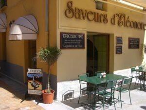 Menton, es ist angerichtet... Urlaub an der italienischen Riviera in Ligurien.