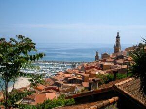Menton. Urlaub an der italienischen Riviera in Ligurien im Ferienhaus bei Dolceacqua