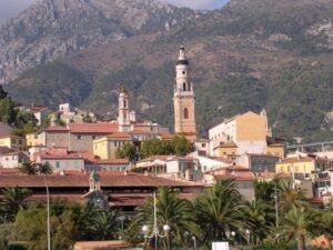 Menton, Urlaub an der italienischen Riviera in Ligurien
