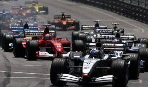 Le Grand Prix de Monaco