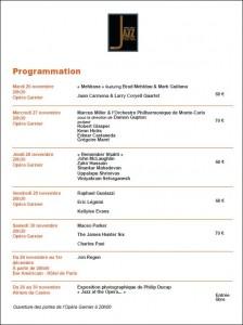 Monte Carlo. Jazz Festival 2013