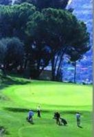 San Remo Golf Urlaub im Ferienhaus an der italienischen Riviera in Ligurien
