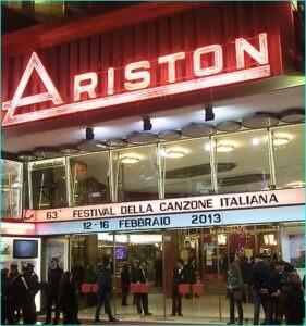 Sanremo Festival. Urlaub an der italienischen Riviera
