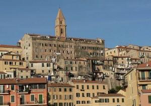 Ventimiglia Altstadt mit Kathedrale
