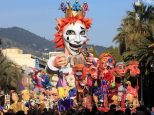 Karneval in Nizza vom 24. Februar bis 06. März 2013