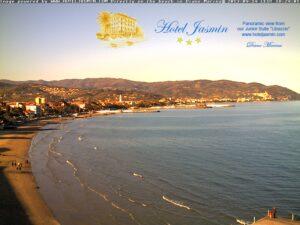 Webcam Diano Marina Hotel Jasmin