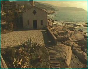 Bordighera Cap Ampelio Webcam Urlaub an der italienischen Riviera in Ligurien