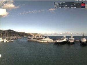 Webcam San Remo-Urlaub an der italienischen Riviera in Ligurien