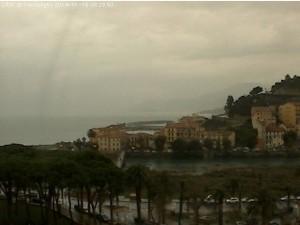 Ventimiglia. Webcam. Urlaub im Ferienhaus an der italienischen Riviera in Ligurien
