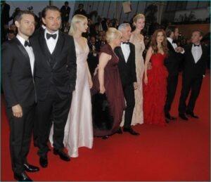 Cannes 2013. Das Team vom grossen Gatsby