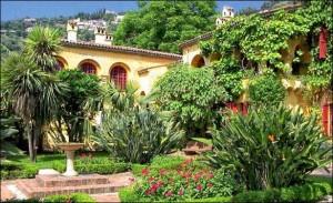 Menton Jardin Botanique Exotique du Val Rahmeh