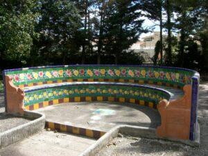 Menton Jardin Fontana Rosa. Urlaub in Ligurien im Ferienhaus bei Dolceacqua an der italienischen Riviera