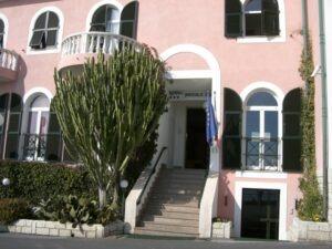 Bordighera. Hotel Piccolo Lido. Urlaub an der italienischen Riviera in Ligurien