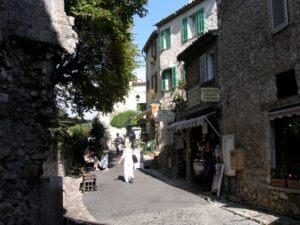 Saint-Paul de Vence. Urlaub an der italienischen Riviera in Ligurien