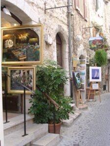 Saint Paul. Urlaub an der italienischen Riviera im Ferienhaus bei Dolceacqua in Ligurien