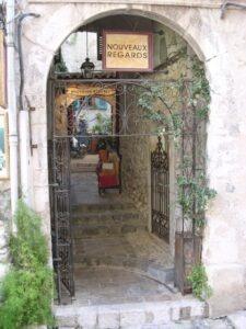 Saint Paul de Vence. Urlaub an der italienischen Riviera im Ferienhaus in Ligurien