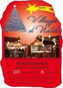 Weihnachten in Bordighera. Urlaub an der italienischen Riviera in Ligurien