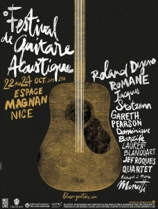 Nizza.16.Gitarrenfestival 22.-24-Oktober 2015