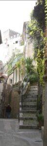 Roquebrune. Urlaub an der italienischen Riviera in Ligurien