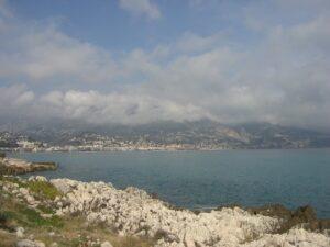 """Der Küstenweg """"Le Corbusier"""". Urlaub an der italienischen Riviera in Ligurien"""