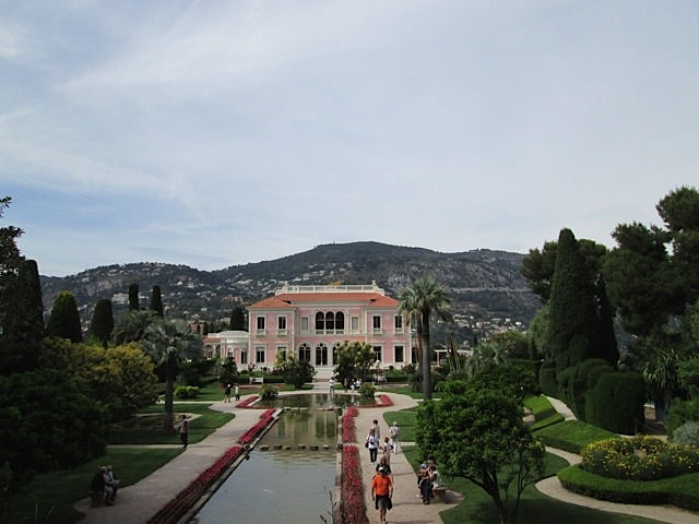 Villa Ephrussi de Rothschild Cap Ferrat