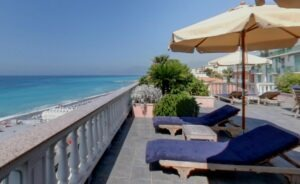 Hotel Piccolo Lido in Bordighera an der Blumenriviera in Ligurien
