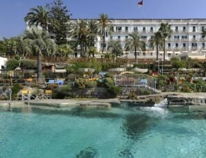 Royal Hotel San  Urlaub an der Blumenriviera in Ligurien