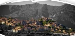 Triora im Valle Argentina. Hinterland von San Remo