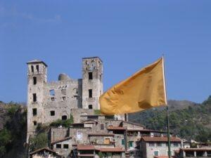 Dolceacqua. Die Doria Burg. Unser Ferienhaus in Ligurien. Ein Abenteuerbericht mit Folgen.