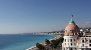 Nizza. Côte d'Azur. Hotel Negresco