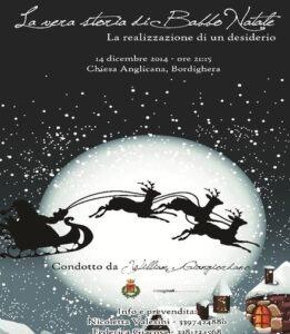 Bordighera. Weihnachten in der Chiesa Anglicana