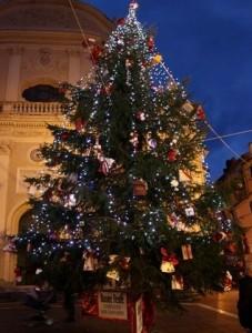 Imperia-Porto Maurizio bereitet sich auf Weihnachten vor