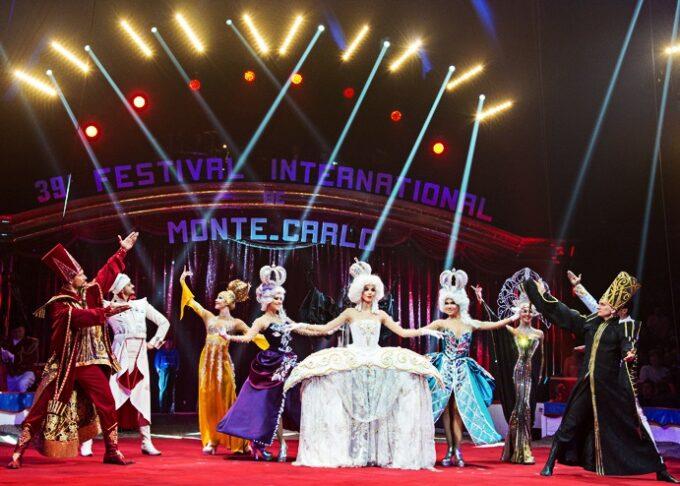 Monte Carlo. 39. Internationales Zirkusfestival 2015