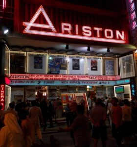 65. Songfestival San Remo 2015. Theater Ariston
