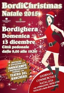 Weihnachtsstimmung in Bordighera