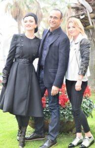Carlo Conti mit Arisa und Emma Marone moderieren das 65. Songfestival von San Remo