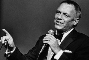 65. Songfestival von San Remo. Frank Sinatra hat ligurische Wurzeln