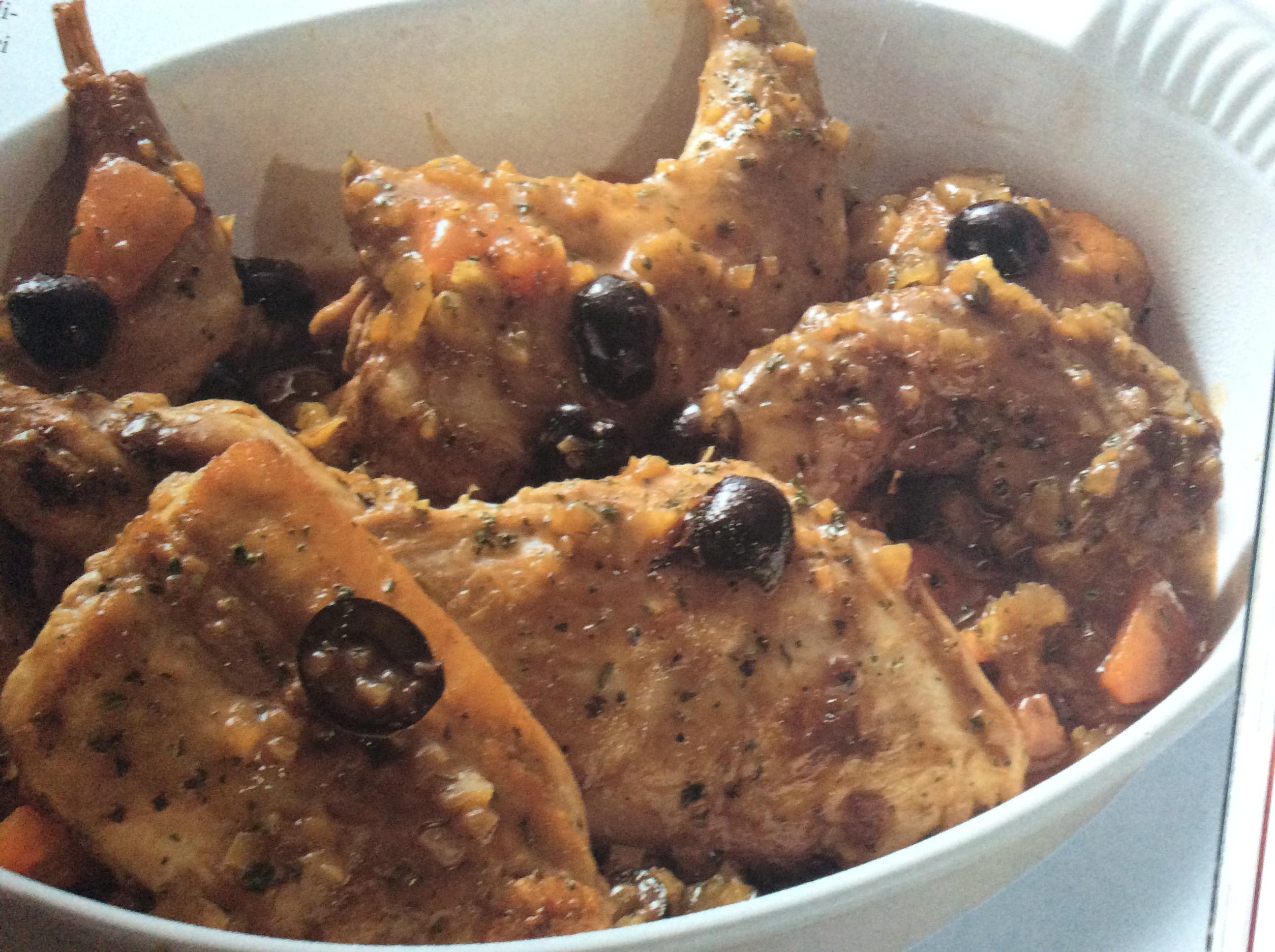Ligurische Küche Kochbuch | Kaninchen Ligurisch Urlaub An Der Italienischen Riviera In Ligurien
