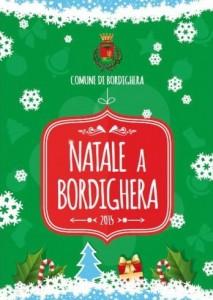 Weihnachten in Bordighera an der italienischen Riviera