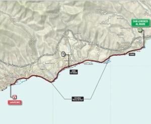 San Lorenzo al Mare nach San Remo