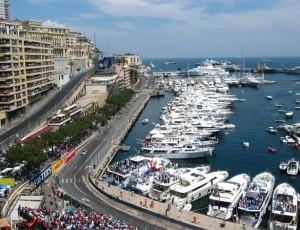 Formel 1 Grosser Preis von Monaco